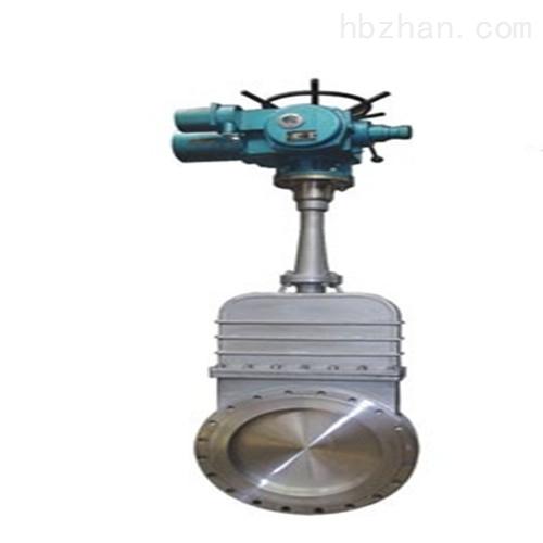 电动暗杆刀形闸阀
