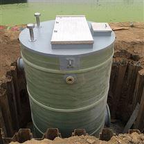 一體化預制泵站質量保證