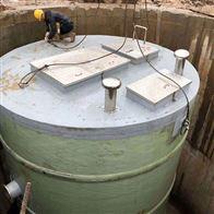 重庆地埋式污水泵站