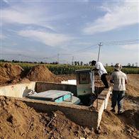 湖北鄂州一体化预制泵站