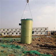 智能一体化泵站安装环境