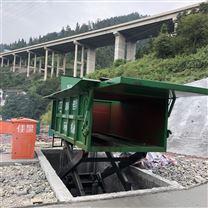 生活垃圾站采用水平式壓縮