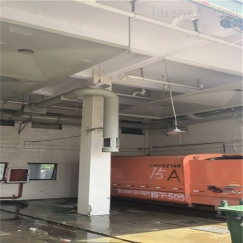 深圳市垃圾中转站除臭雷竞技官网app涉及领域