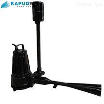 混合池凯普德潜水射流曝气机QSB3.0服务面积