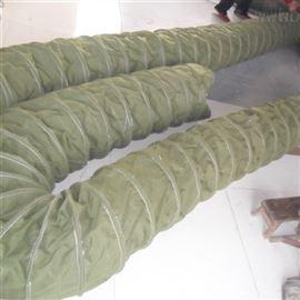 水泥厂专用环保颗粒粉尘输送帆布布袋