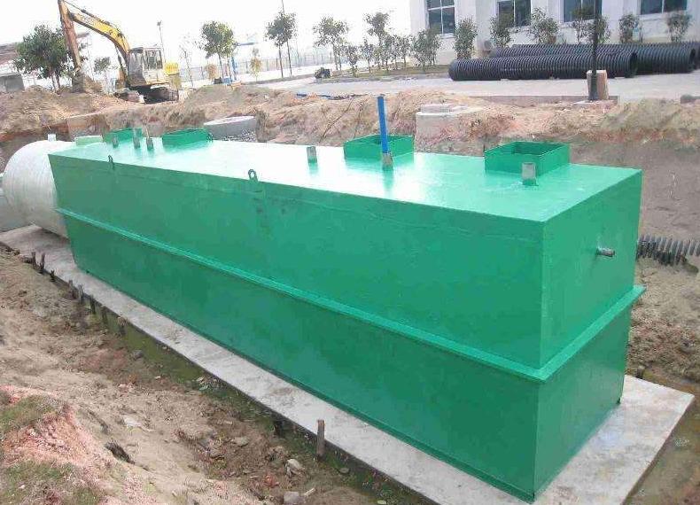 中科贝特一体化污水处理设备