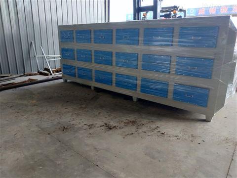 福建泉州活性炭吸附环保箱 废气过滤箱
