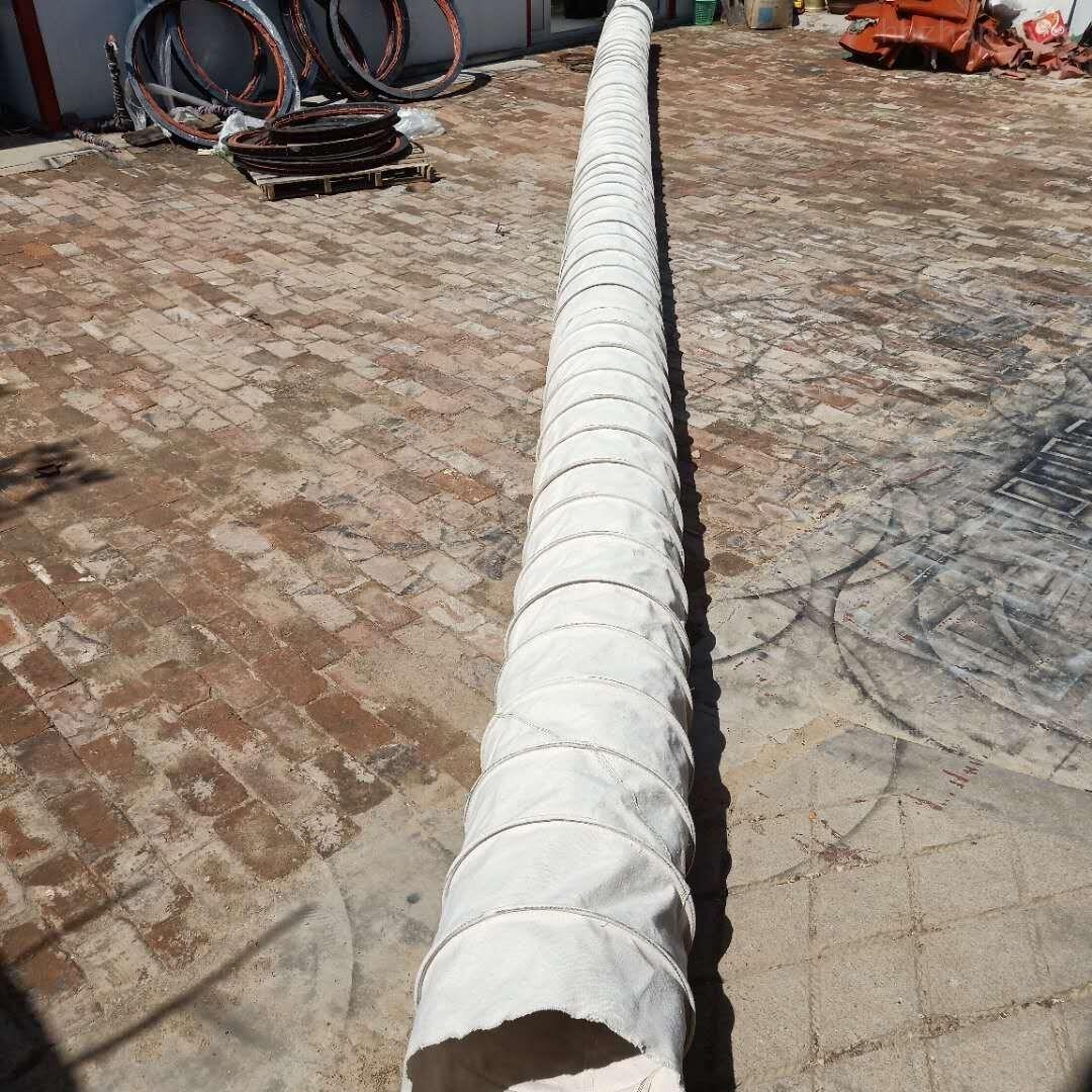 耐酸碱水泥伸缩除尘布袋
