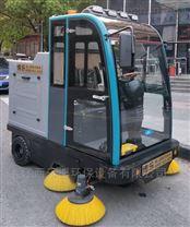 江西景德镇地区用电动驾驶式扫地车