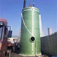 污水一体化预制泵站水管道腐蚀