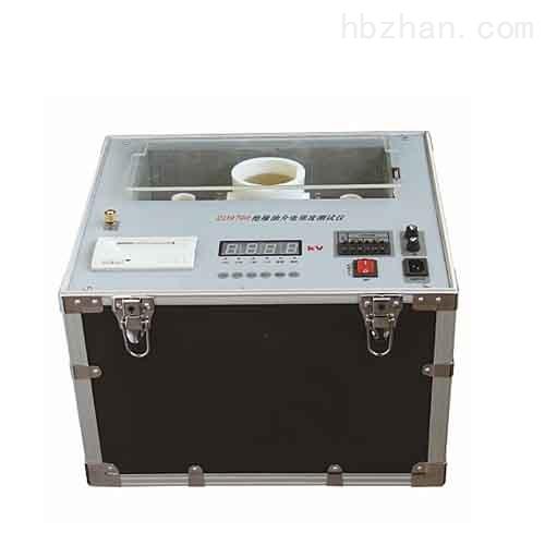 高性能绝缘油介电强度检测仪