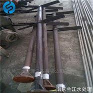 JBJ碳钢衬胶桨式搅拌机