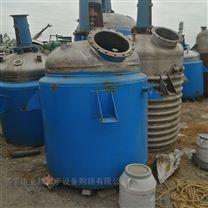 质量保证二手多立方电加热反应釜现货供应