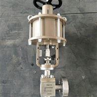 ZMAS气动薄膜高压角形调节阀