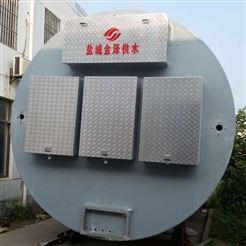 JZ-1200-2000城市污水处理装置 一体化预制泵站