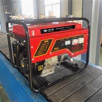 移动式7千瓦汽油发电机