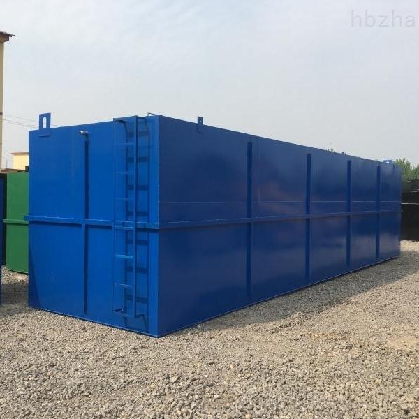 地埋式一体化设备 污水处理
