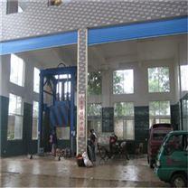 污水泵站噴淋除臭設備除臭效果