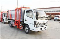 程力5方侧装 自装卸式垃圾车厂家价格分期