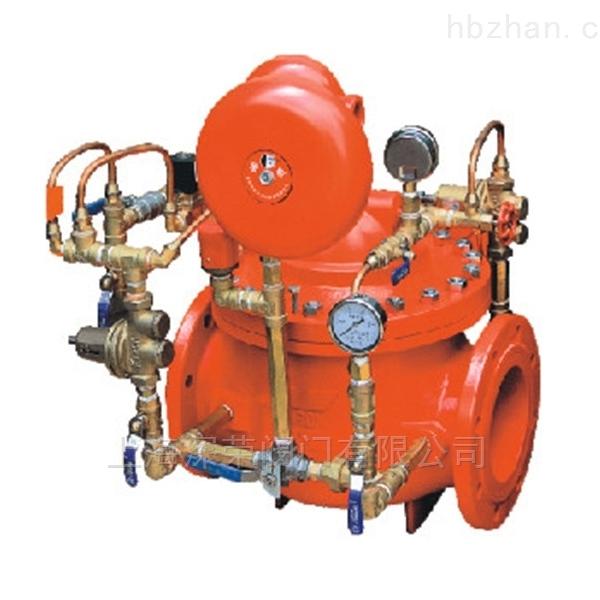 消防专用雨淋阀/湿式报警阀