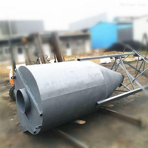 锅炉配备旋风除尘器清灰能力强