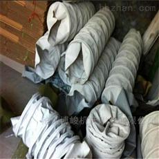 环保除尘帆布伸缩布袋生产加工