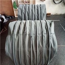 风机风筒帆布通风收尘伸缩布袋价格