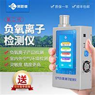 环境负氧离子检测仪价格