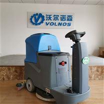 公共区域清洁机物业保洁拖地机全自动洗地机