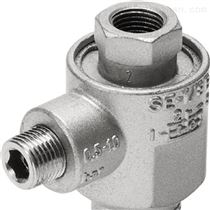 QSL-1/4-6FESTO工程塑料排氣節流閥,GRLA-M5-QS-4-D