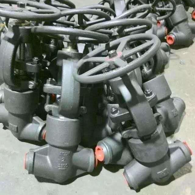 锻钢承插焊截止阀