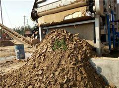 汕尾碎石场污泥处理