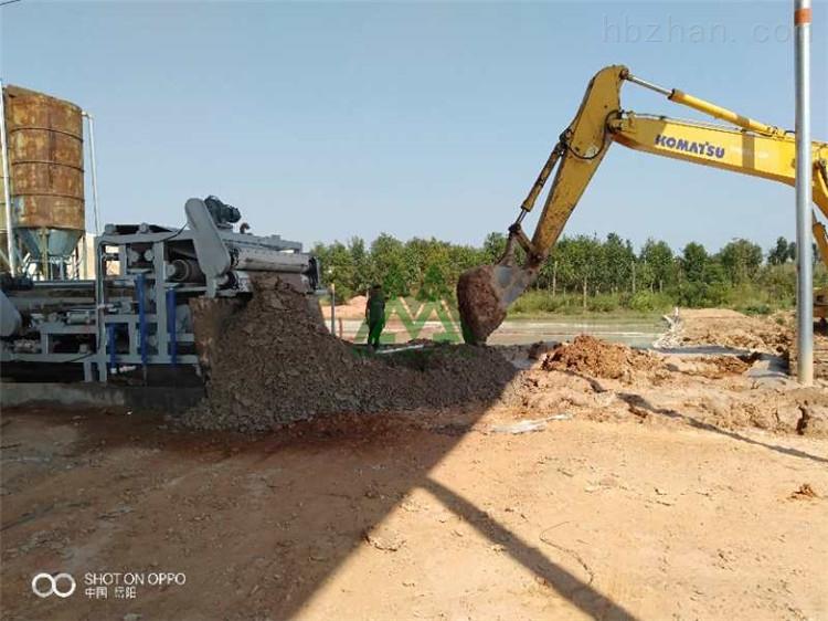 广西碎石厂污泥压榨机怎么样