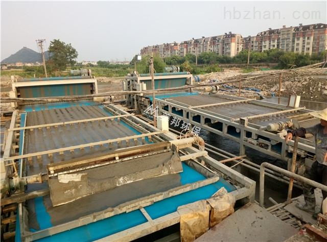 柳州鹅卵石破碎泥浆脱水机品牌保障
