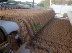 揭阳高铁建设打桩污泥干堆设备工厂
