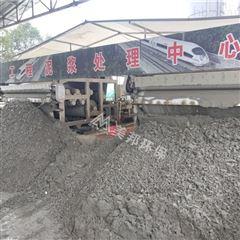 永州洗沙泥浆脱水处理设备