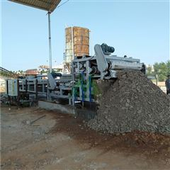 东莞洗沙泥浆脱水处理设备