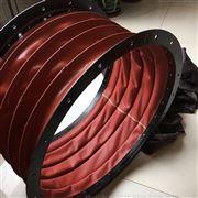 引风机压力6000pa三层耐高温硅胶布软连接