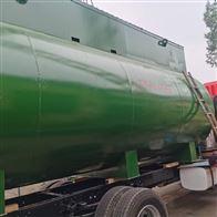 昌邑农村合并社区一体化污水处理设备