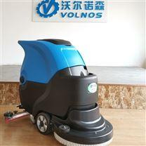 550型升级智能洗地机 手推电动拖地机