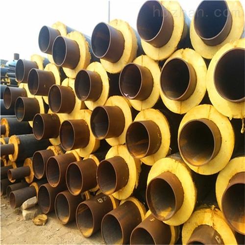 聚乙烯外壳直埋式保温钢管详细介绍