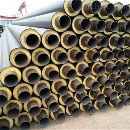 加工定制钢套钢成品直埋保温管价格