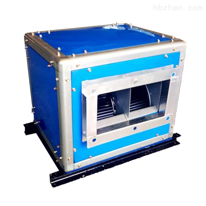 HTFC系列低噪声消防离心式风机箱