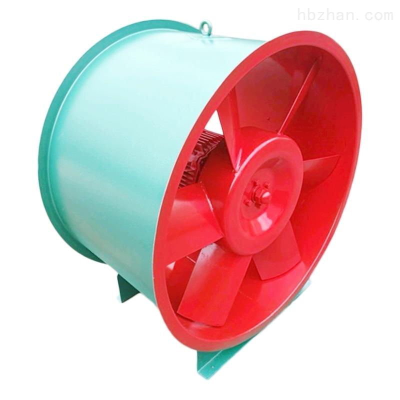 CCC认证单位双速HTF消防高温排烟风机