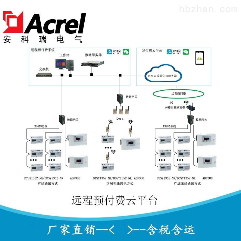 远程预付费电能管理系统