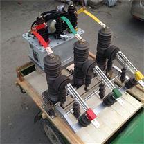 10KV户外高压真空断路器尺寸图