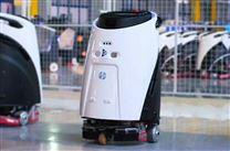 全自动无人驾驶自动洗地机
