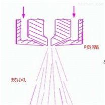 纺丝模头风压测试仪 纺丝喷丝孔风速测量仪
