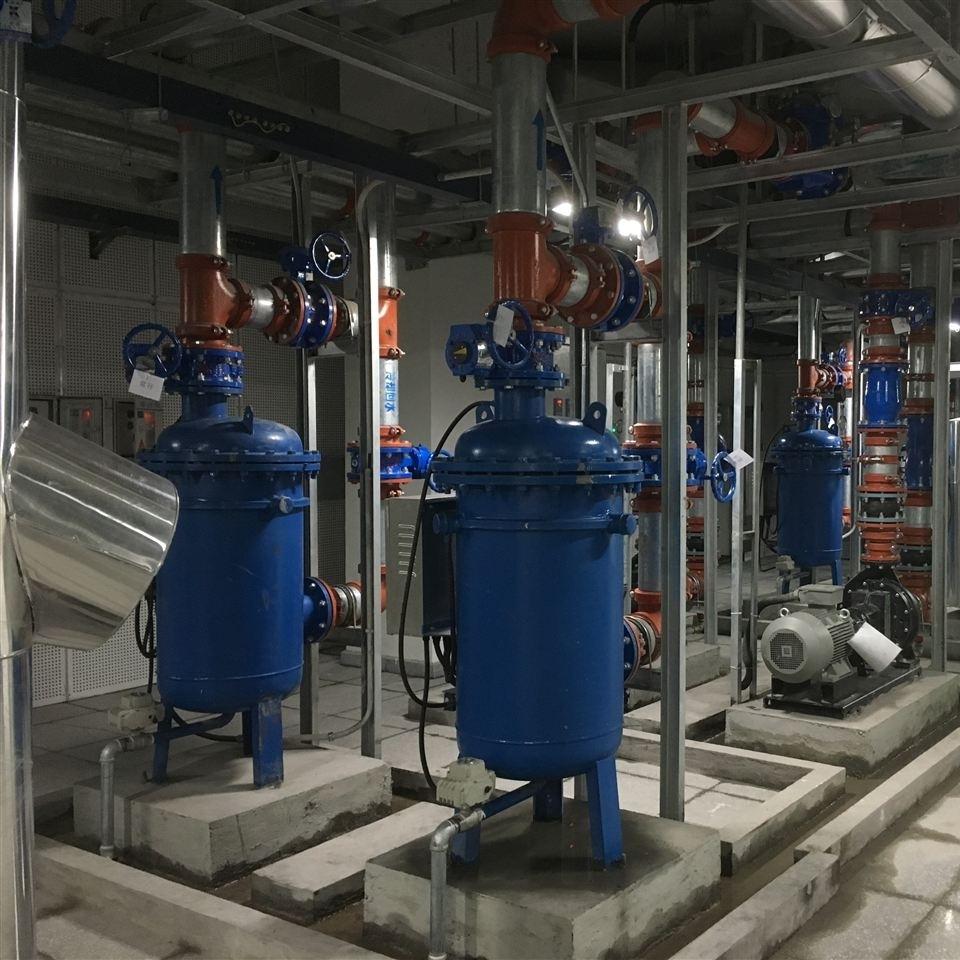 当地全程综合水处理器