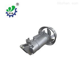 大型污水处理潜水搅拌机